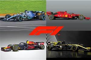 F1 2019 season preview