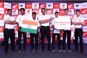 Honda India reveals its 2019 ARRC, Thai Talent Cup line-ups