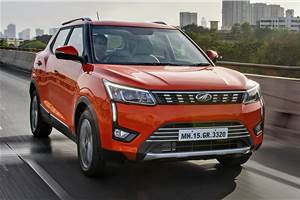 2019 Mahindra XUV300 petrol review, test drive