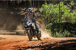 Benelli TRK 502, 502X review, test ride