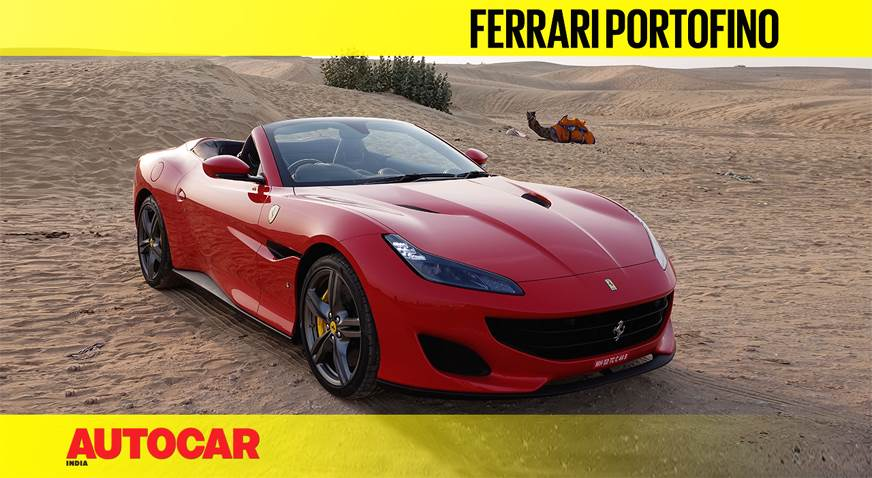 Ferrari Portofino video review