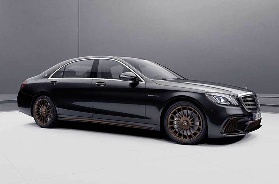 Mercedes-AMG S 65 Final Edition revealed