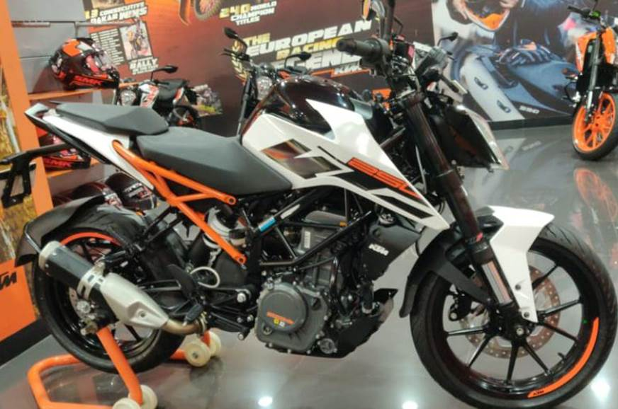 2019 KTM 250 Duke ABS priced at Rs 1.93 lakh