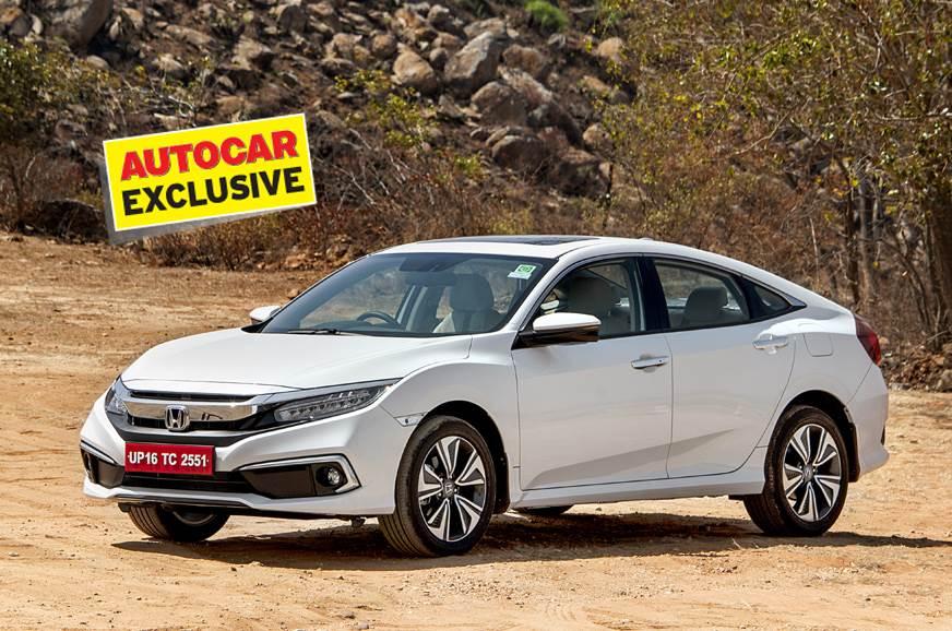 New Honda Civic variants explained