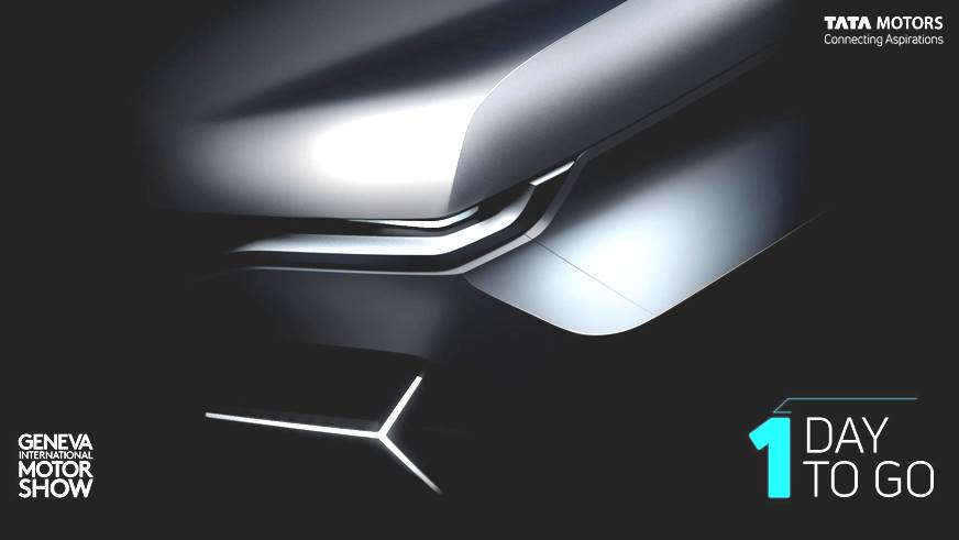 First Tata Hornbill micro-SUV teaser out