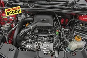 Tata Harrier to get 1.6-litre turbo-petrol engine