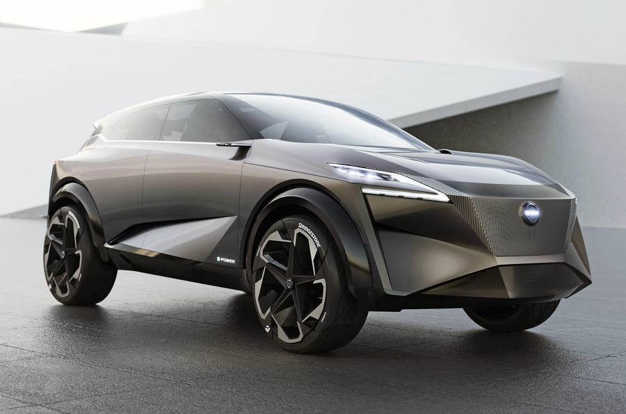 Nissan IMq concept previews future of Qashqai