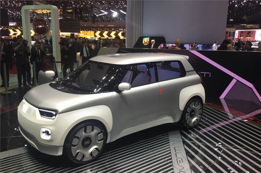 New Fiat Panda previewed by Centoventi EV concept ...