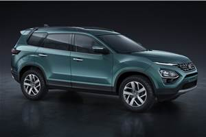 Tata Buzzard SUV dimensions revealed