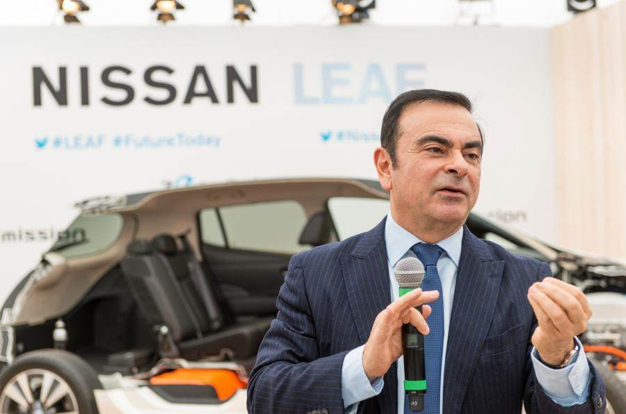 Carlos Ghosn granted bail by Japanese court