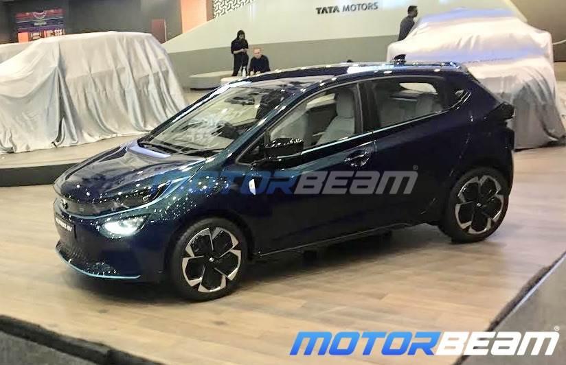 Tata Altroz EV leaked ahead of Geneva debut