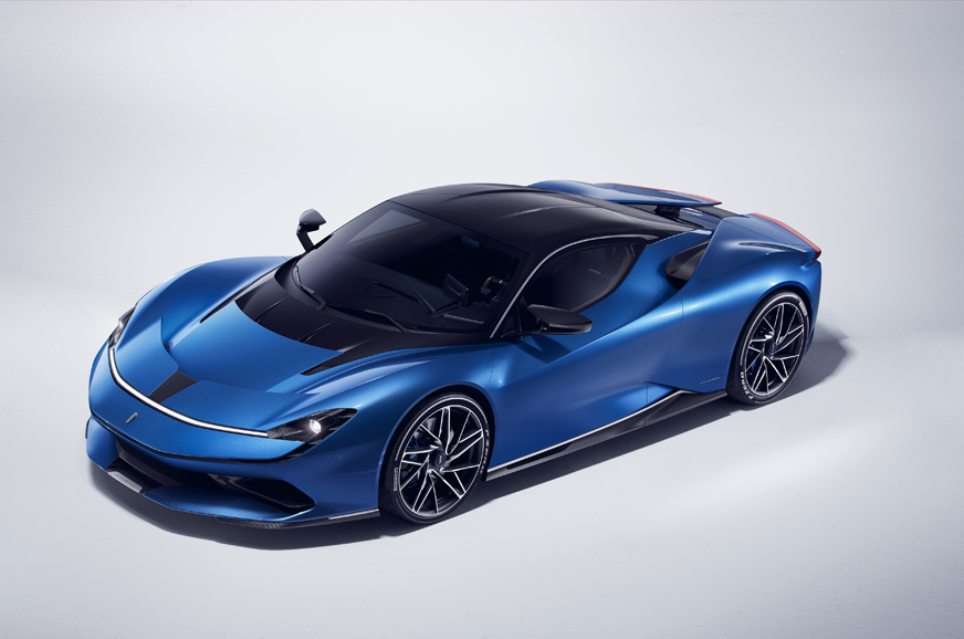 Pininfarina Battista electric hypercar revealed