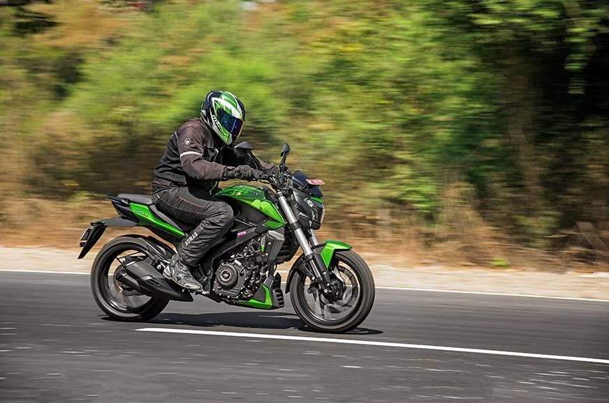2019 Bajaj Dominar 400 review, test ride
