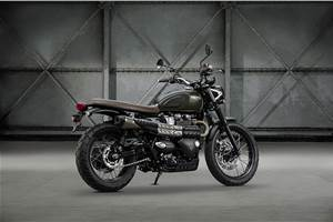 Triumph offering benefits upto Rs 1.7 lakh on select models