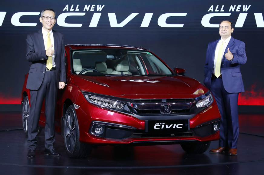 2019 Honda Civic launched in India; priced at Rs 17.70 lakh