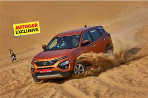 Harrier 4x4 a possibility but not a priority: Tata Motors