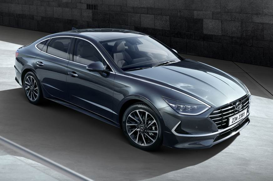 Next-gen Hyundai Sonata revealed
