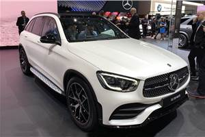 Mercedes-Benz GLC facelift India-bound in 2019