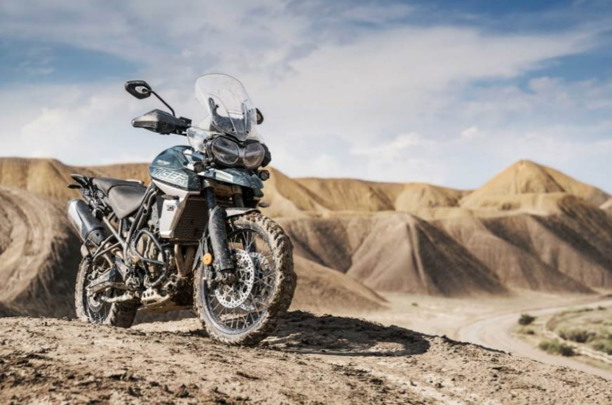 2019 Triumph Tiger 800 XCA launched at Rs 15.16 lakh