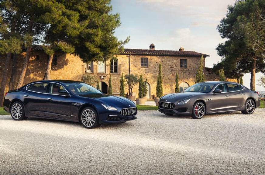 2019 Maserati Quattroporte launched in India; priced from Rs 1.74 crore