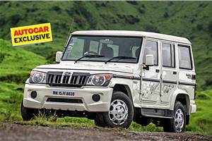 Mahindra Bolero facelift coming to meet new safety and emission standards