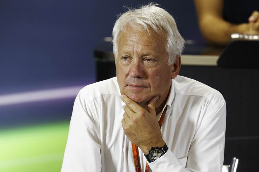 F1 Race Director Charlie Whiting passes away