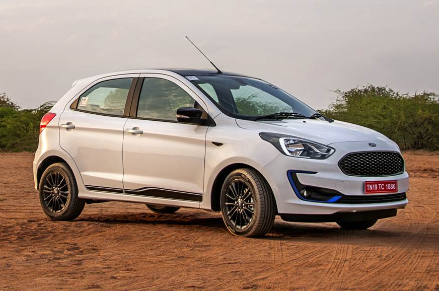 2019 Ford Figo facelift price, variants explained