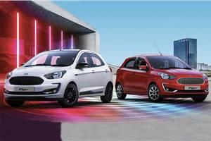 2019 Ford Figo facelift price, fuel efficiency comparison