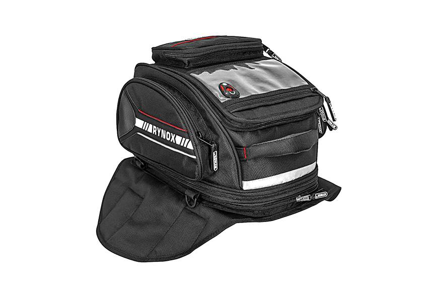 Rynox Optimus M tank bag v2 review