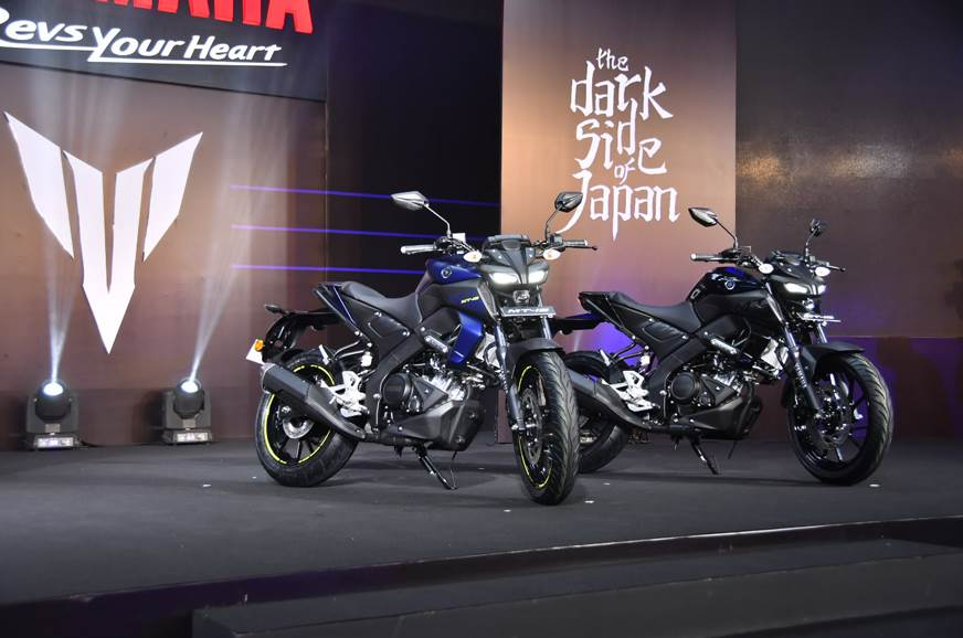 2019 Yamaha MT-15 launched at Rs 1.36 lakh