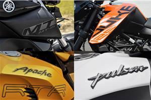 2019 Yamaha MT-15 vs rivals: Price, specifications comparison