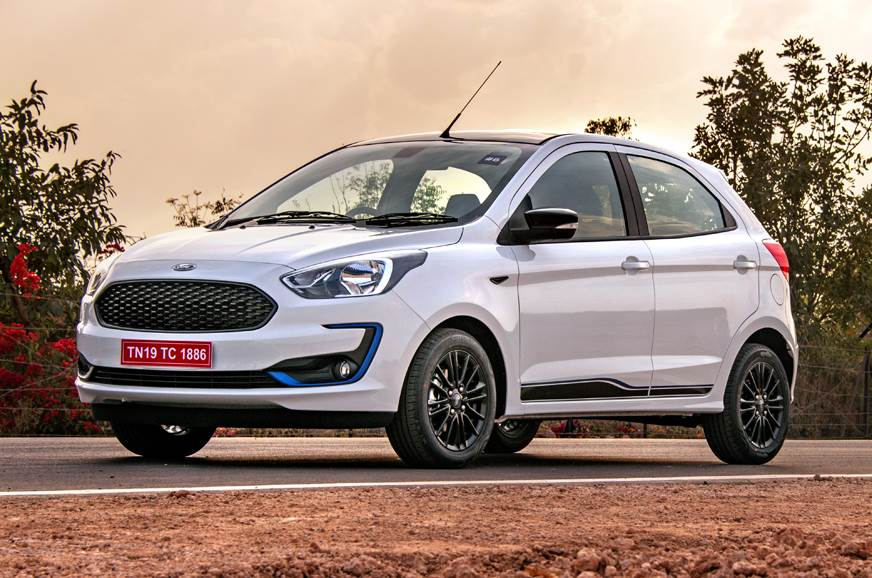 2019 Ford Figo facelift launched in India, priced from Rs 5.15 lakh