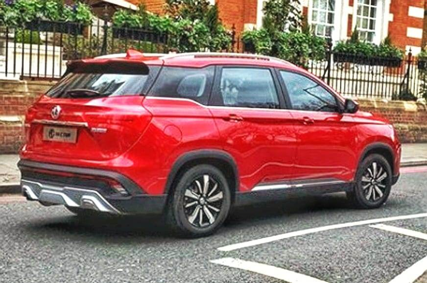 The SUV will come with a petrol and a diesel engine.