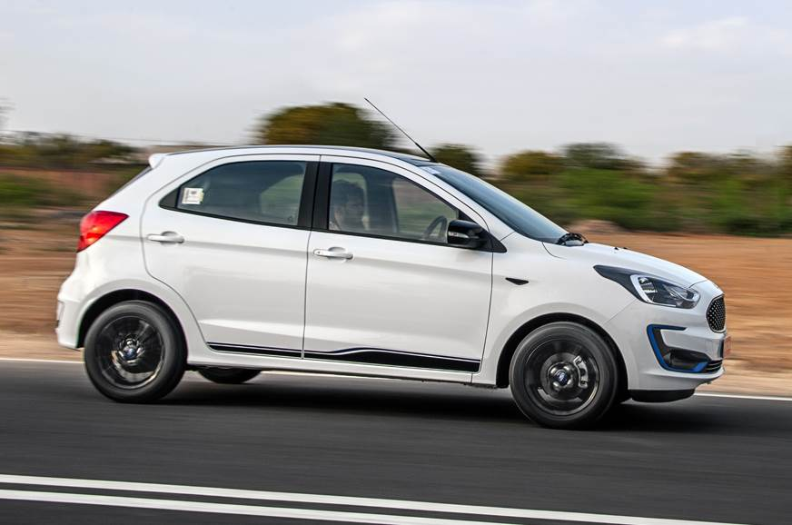2019 Ford Figo facelift review, test drive