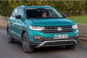 Volkswagen T-Cross review, test drive