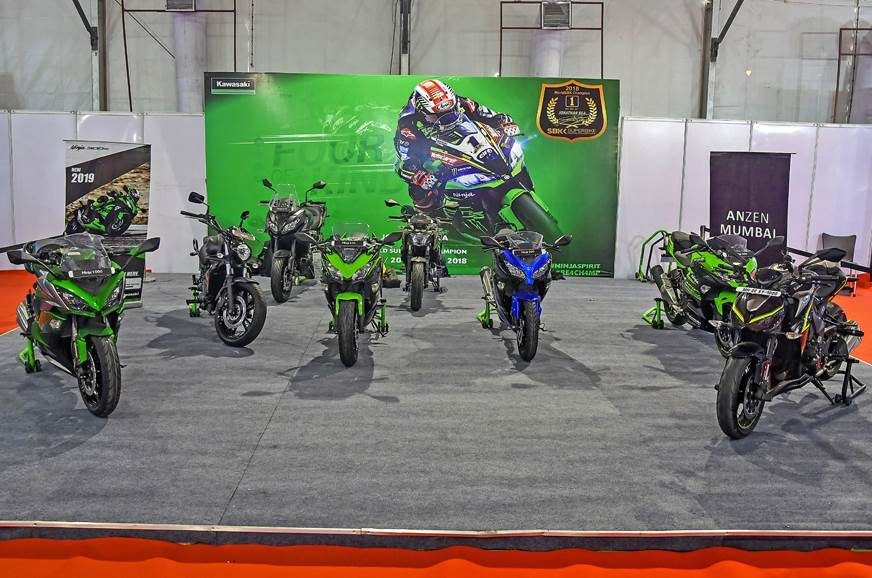 Kawasaki dealers offering benefits up to Rs 2.5 lakh on multiple motorcycles