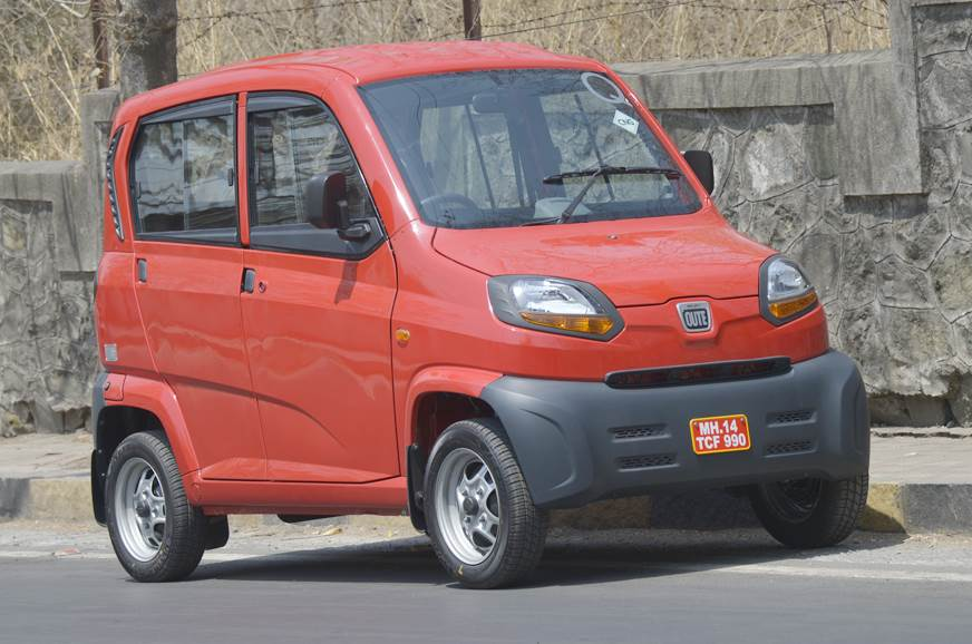 2019 Bajaj Qute priced from Rs 2.63 lakh