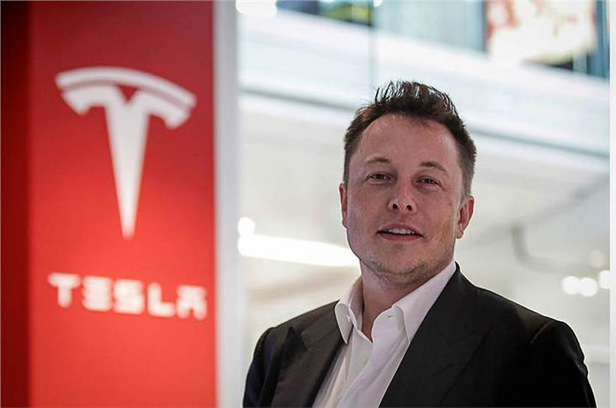 Elon Musk reaffirms Tesla coming to India