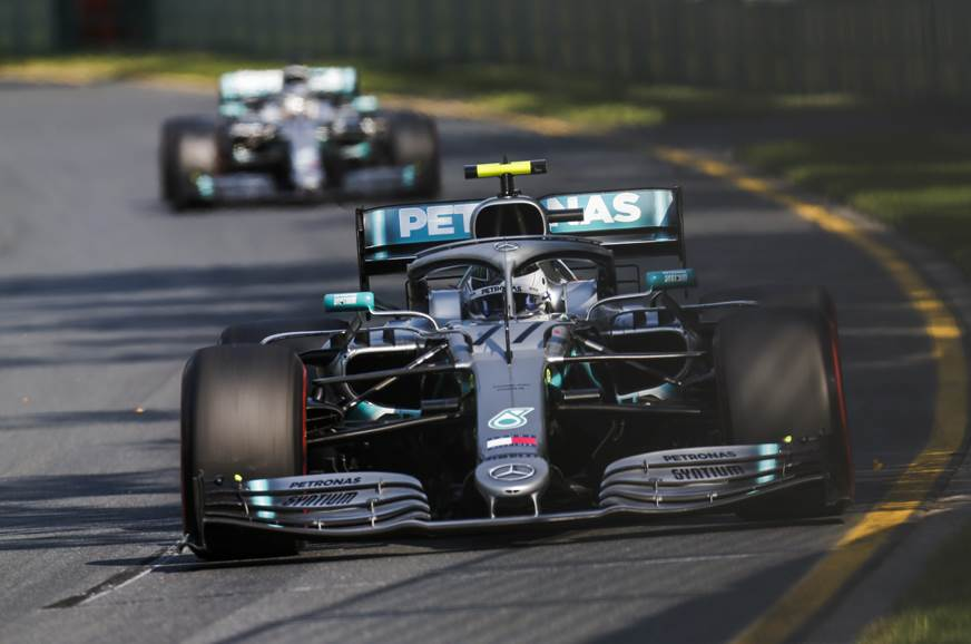 F1 2019: Bottas takes commanding Australian GP victory