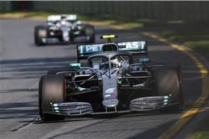 F1 2019: Bottas takes commanding Australian GP victory