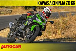 Kawasaki Ninja ZX-6R video review