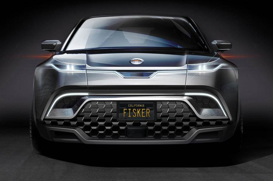 Fisker electric SUV previewed