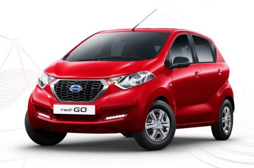 Datsun Redigo gets safety upgrades