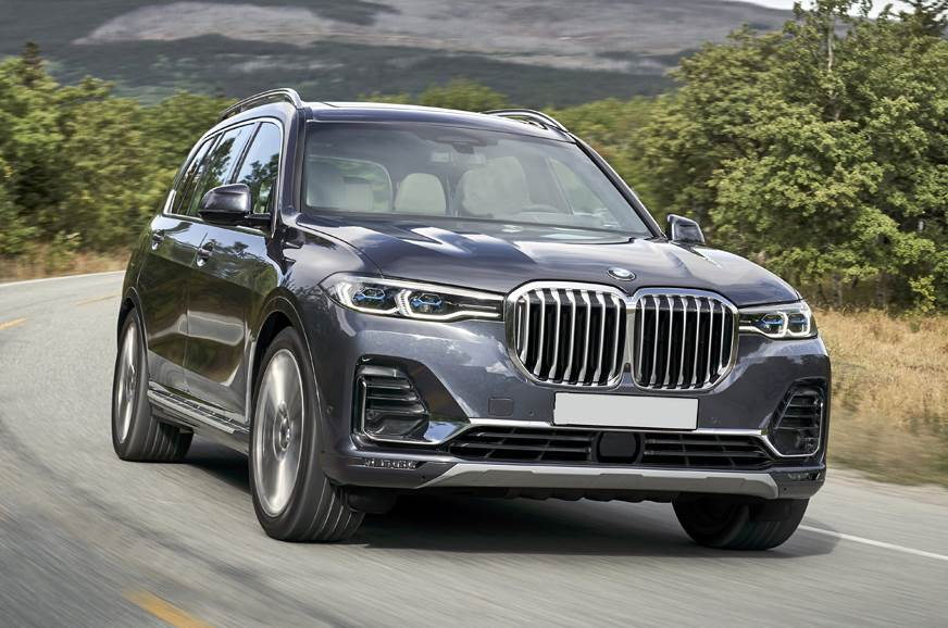 2019 BMW X7 xDrive40i review, test drive
