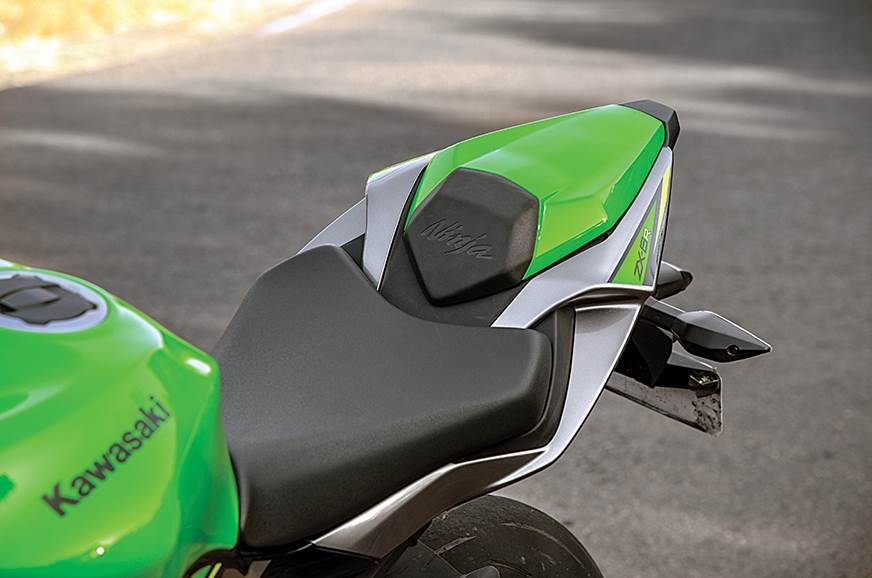 Sold in India as a single-seater, which is no bad thing r...
