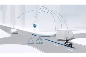 Bosch aims to make two wheelers safer