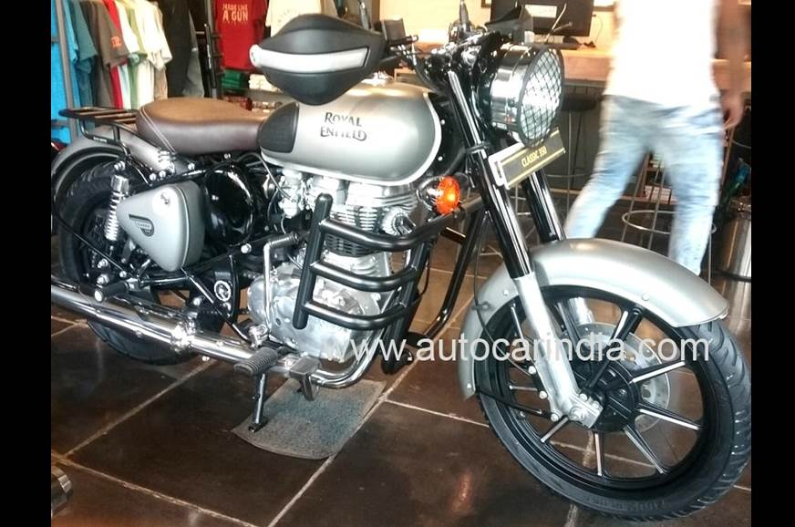 Royal Enfield Classic, Thunderbird get alloy wheels