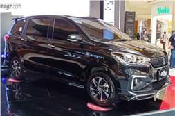 New Suzuki Ertiga Sport revealed