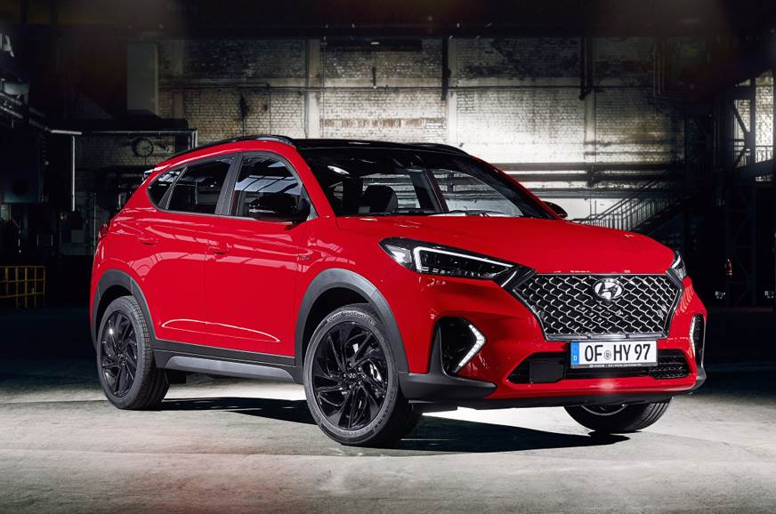 Hyundai Tucson N Line revealed