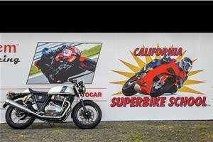 California Superbike School returns in August 2019